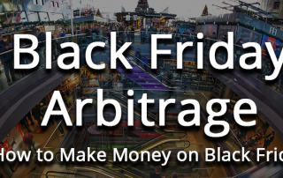 Black Friday arbitrage guide