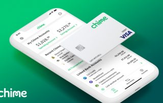 Chime bank app